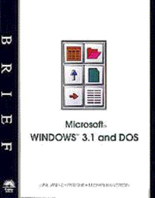 Brief Microsoft Windows 3.1 and DOS 5/6