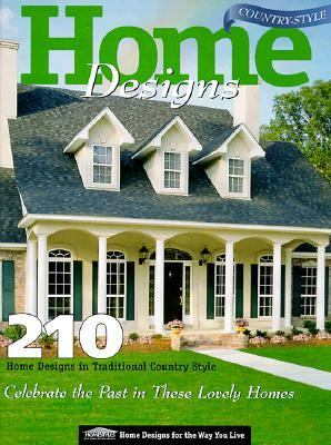 Country Style Home Designs 210 Home Designs in Traditional Country Style