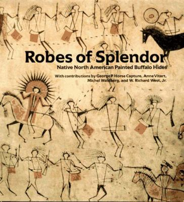 Robes of Splendor Native American Painted Buffalo Hides