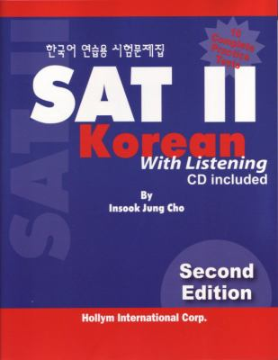 Sat II Korean With Listening
