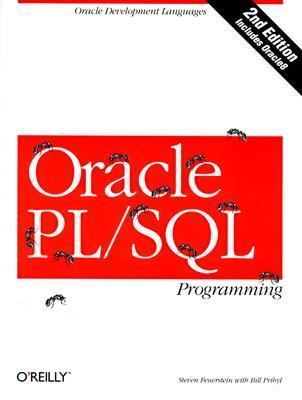 Oracle Pl/sql Programming-w/3dsk or Cd