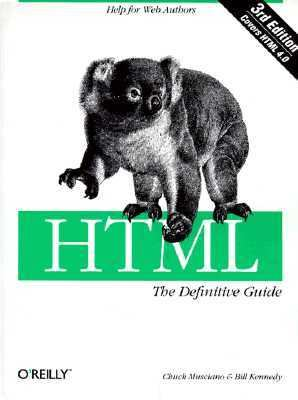 HTML: The Definitive Guide