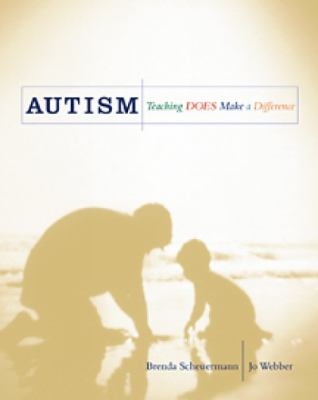 Autism Teaching Does Make a Difference