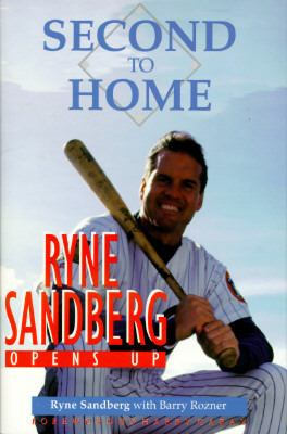 Second to Home - Ryne Sandberg - Hardcover