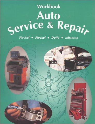 Auto Service and Repair (Workbook)