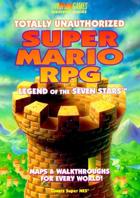 Super Mario RPG for Super Nintendo - Brady Games - Hardcover
