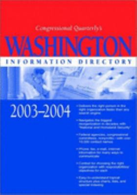 Washington Information Directory, 2003-2004