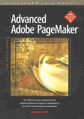 Advanced Adobe PageMaker for MacIntosh