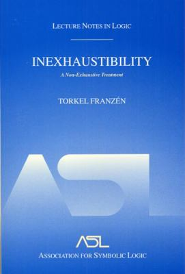 Inexhaustibility A Non-Exhaustive Treatment