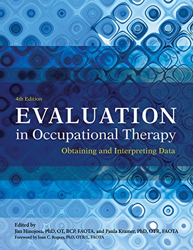 Evaluation in Occupational Therapy: Obtaining and Interpreting Data
