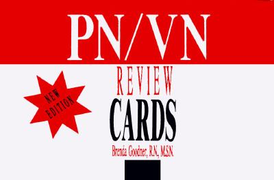 Pn/Vn Review Cards
