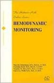 Hemodynamic Monitoring Outline (Skidmore-Roth Outline)