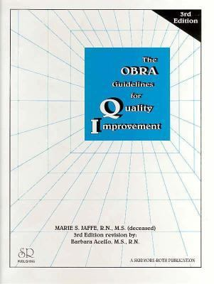 OBRA Guidelines for Quality Improvement