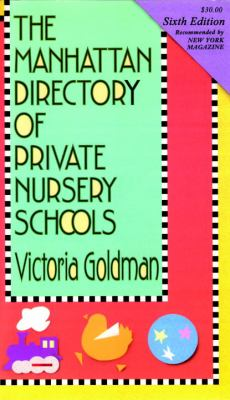 Manhattan Directory of Private Nursery Schools