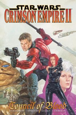 Star Wars Crimson Empire II Council of Blood