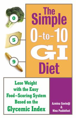 Simple 0-to-10 Gi Diet Lose Weight With The Easy Food-Scoring System Based On The Glycemic Index