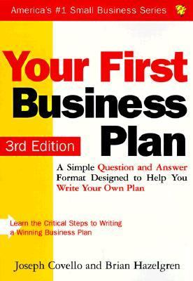 Your First Business Plan 3rd Edition