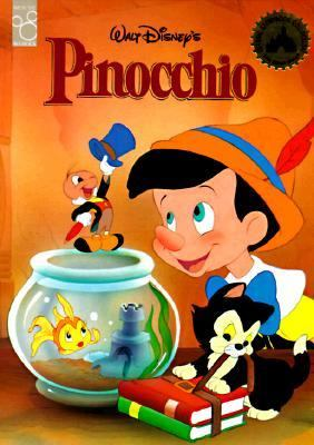 Walt Disney's Pinocchio: Classic Storybook - Mouse Works - Hardcover