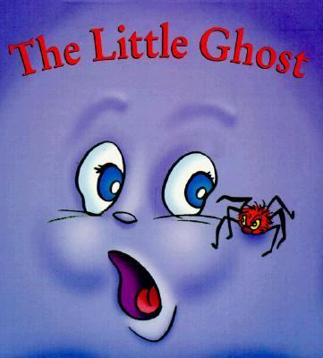 The Little Ghost - Randy Mell - Board Book - With Carry-Along Handle