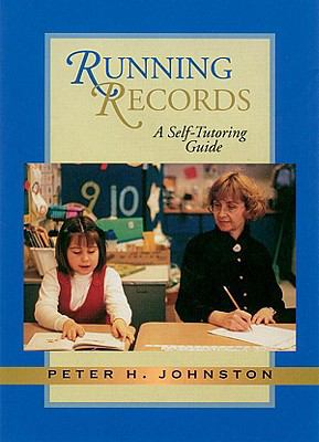 Running Records A Self-Tutoring Guide