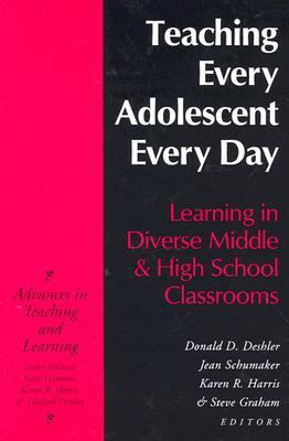 Teaching Every Adolescent Every Day Learning in Diverse Middle and High School Classrooms