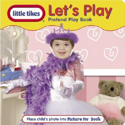 Little Tikes Let's Play Pretend Play Book