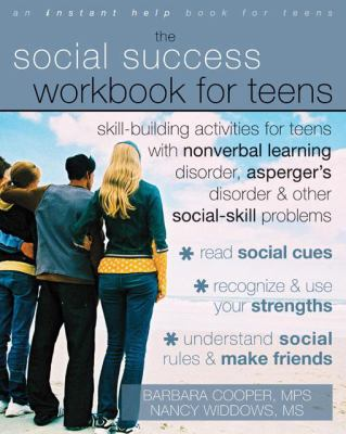 Social Success Workbook for Teens