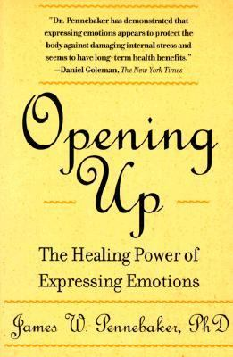 Opening Up The Healing Power of Expressing Emotions