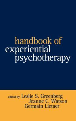 Handbook of Experiential Psychotherapy