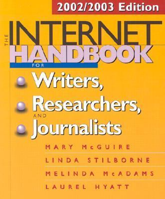 Internet Handbook for Writers, Researchers, and Journalists 2002/2003