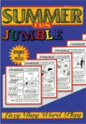 Summer Fun Jumble Lazy Day Word Play