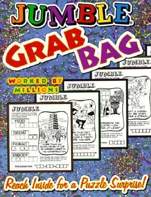 Jumble Grab Bag Reach Inside for a Puzzle Surprise!