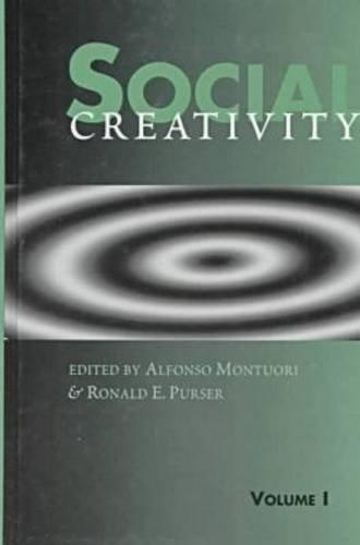 Social Creativity, Vol. 1