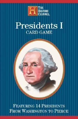 Presidents Card Game Featuring 15 Presidents from Buchanan to Harding  1857-1923