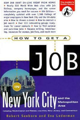 How to Get a Job in New York City and the Metropolitan Area