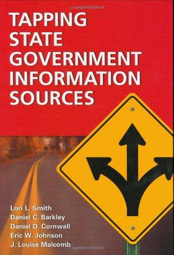 Tapping State Government Information Sources