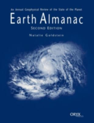 Earth Almanac An Annual Geophysical Review of the State of the Planet