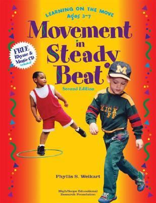 Movement in Steady Beat Earning on the Move Ages 3 to 7
