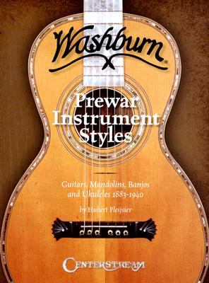 History of Washburn Guitar