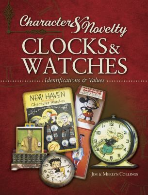 Character & Novelty Clocks & Watches