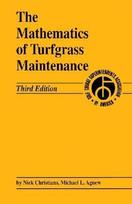 Mathematics of Turfgrass Maintenance