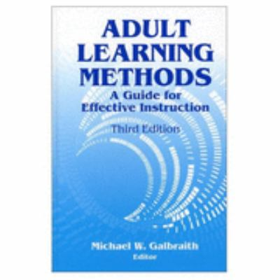 Adult Learning Methods A Guide for Effective Instruction