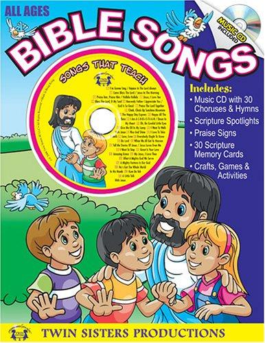 Bible Songs Workbook