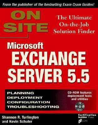 Exchange Server 5.5 on Site