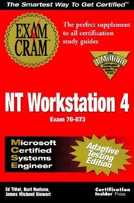MCSE NT Workstation 4 Exam Cram Adaptive Testing Edition