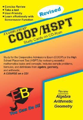 Exambusters COOP/HSPT Study Cards