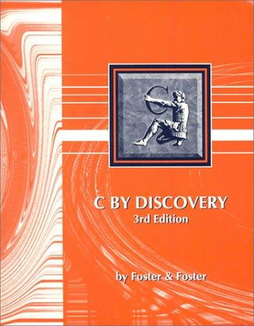 C By Discovery (3rd Edition)