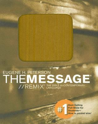 Message// Remix The Bible in Contemporary Language, Mustard