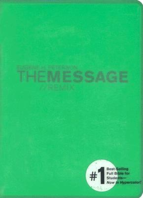 Message//Remix The Bible in Contemporary Language, Green, Hypercolor!