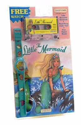 Little Mermaid : Read-Along Audio Fun Pack